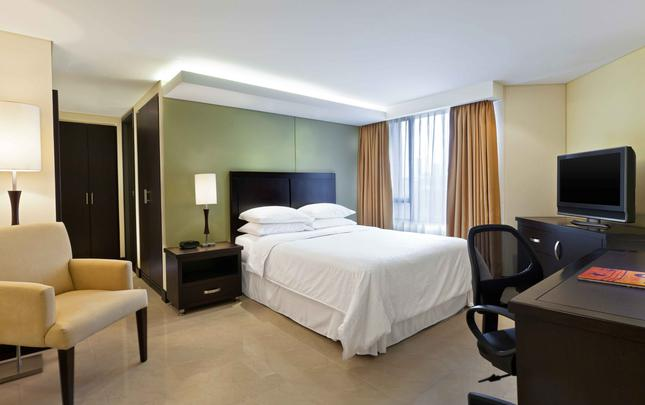 QUARTO ESTANDAR Hotel Four Points by Sheraton Cali Cali