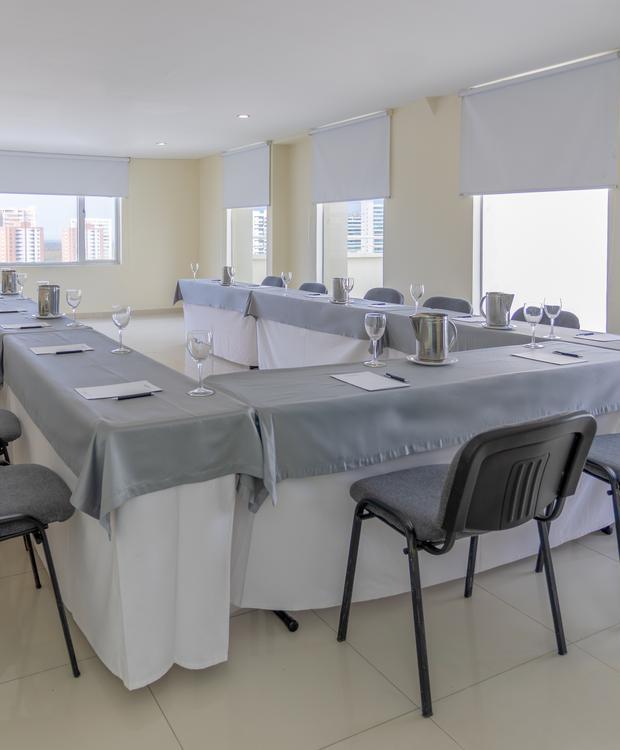 Salas de reunião Sonesta Hotel Barranquilla  Barranquilla