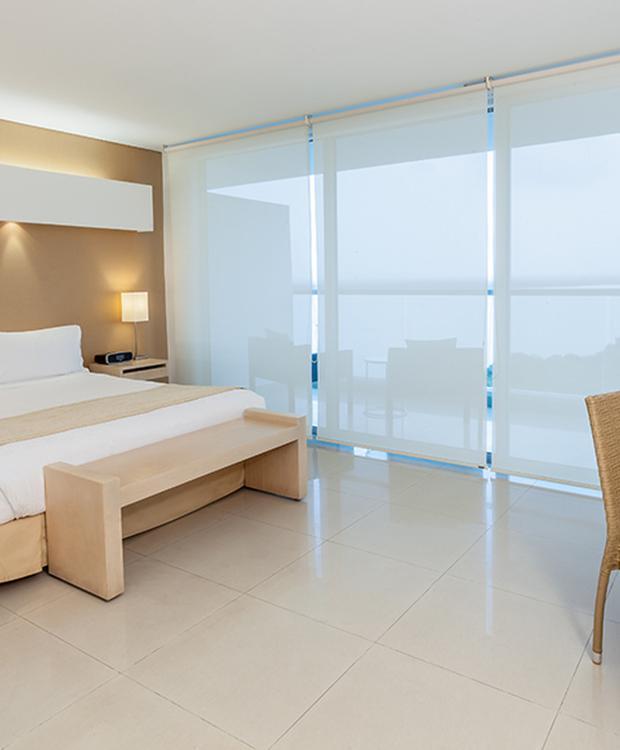 Quarto padrão Sonesta Hotel Cartagena Cartagena das Índias