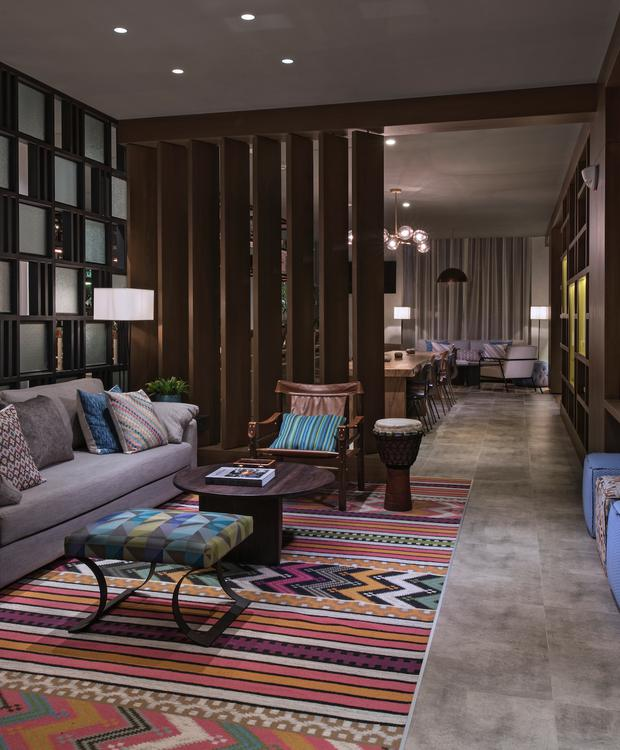 Zeis Bar Hotel Hyatt Centric Guatemala City Cidade da Guatemala