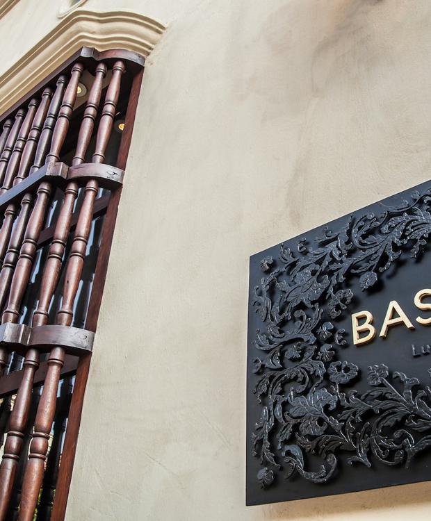 Fachada do Hotel de Luxo Bastión Bastión Luxury Hotel Cartagena das Índias
