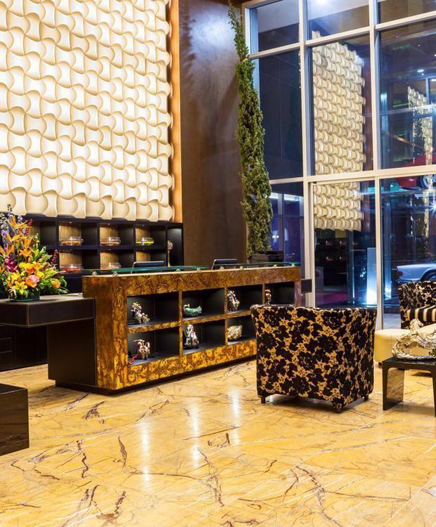 Lobby Hotel Four Points By Sheraton Bogotá Bogota