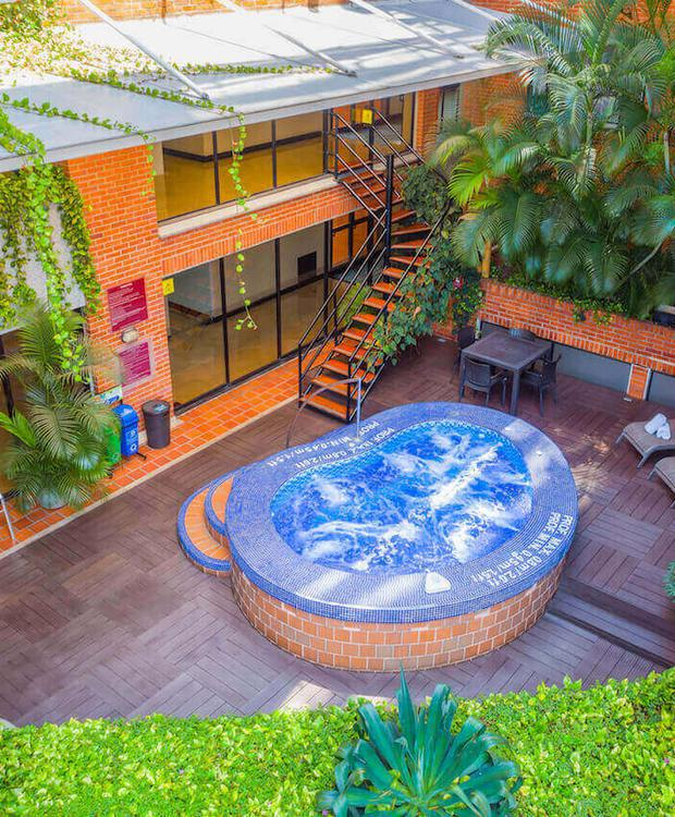 Jacuzzi Hotel Four Points by Sheraton Cali Cali