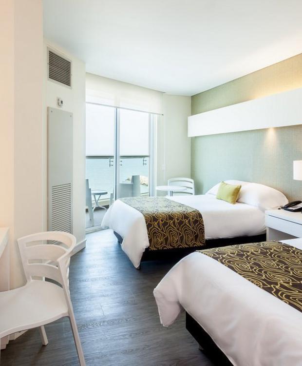 Quarto Doble Hotel GHL Relax Corais de Indias Cartagena das Índias