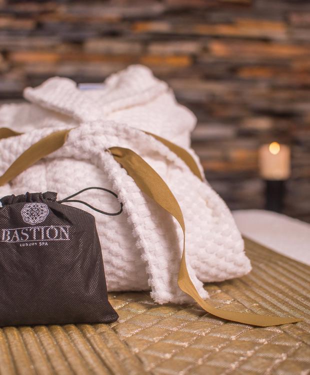 Bastión Luxury Spa no Bastión Luxury Hotel Bastión Luxury Hotel Cartagena das Índias
