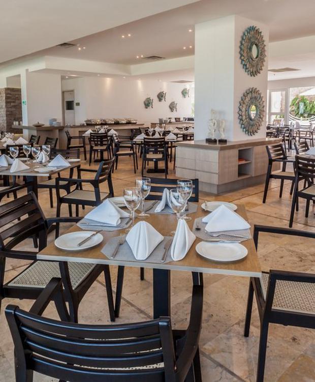 Restaurante Hotel GHL Relax Corais de Indias Cartagena das Índias