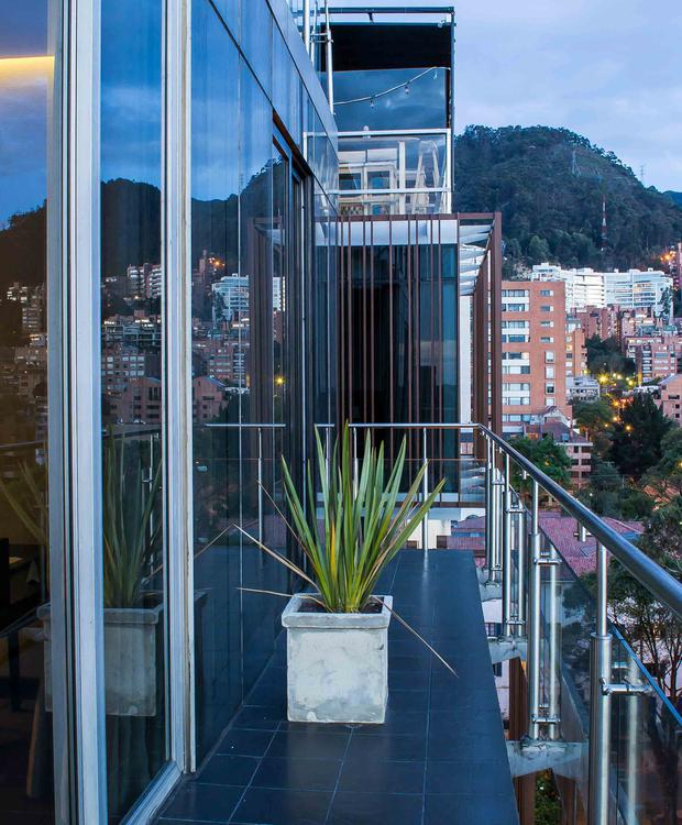 Balcón Bioxury Hotel Bogota
