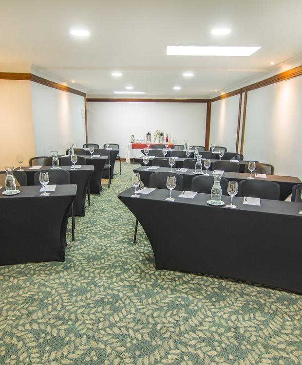 Quarto Saint James GHL Hotel Hamilton Hotel GHL Collection Hamilton Bogota