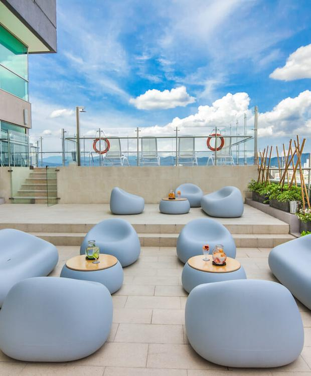 Terraço Sonesta Hotel Bucaramanga  Bucaramanga