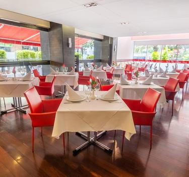 Restaurante cook´s hotel four points by sheraton cali