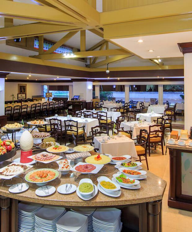 Buffet de café da manhã Hotel Tequendama Bogota