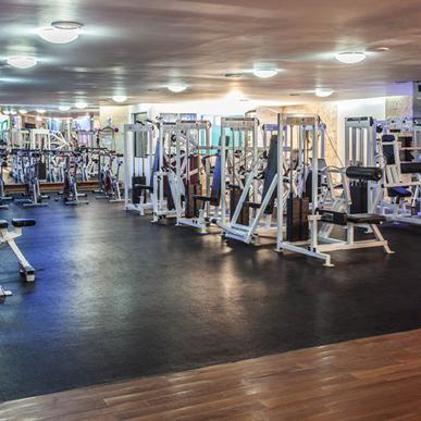 Gimnasio GHL GHL Relax Hotel Sunrise San Andres