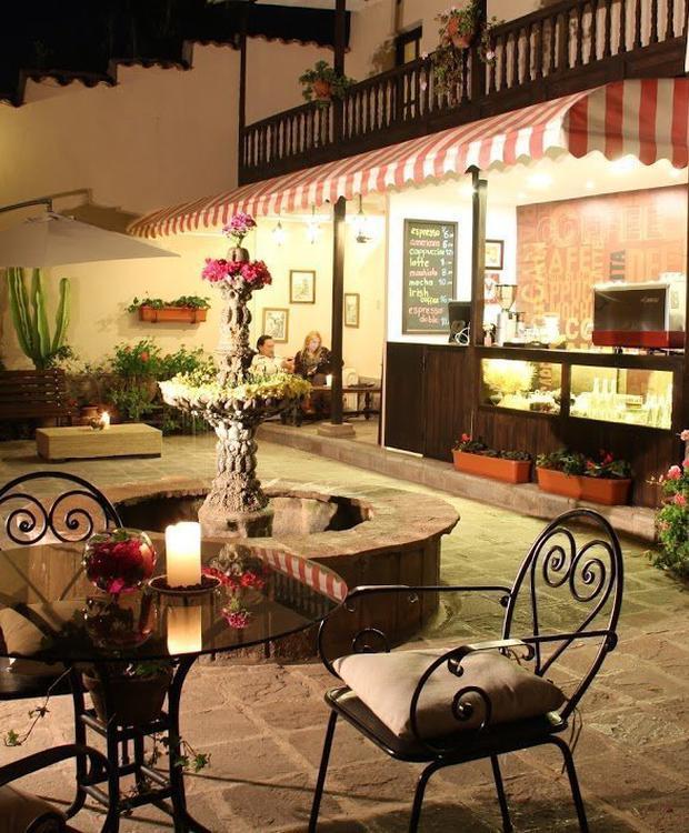 Terraço Sonesta Hotel Posadas del Inca Yucay Yucay, Peru