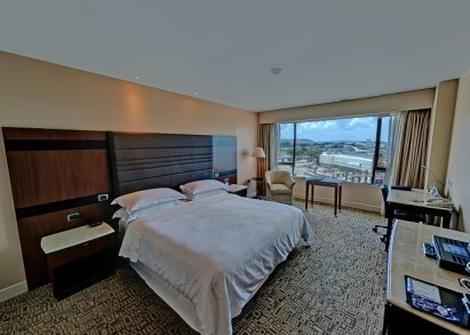 QUARTO CLUB LEVEL SIMPLES Sheraton Guayaquil Hotel Guaiaquil