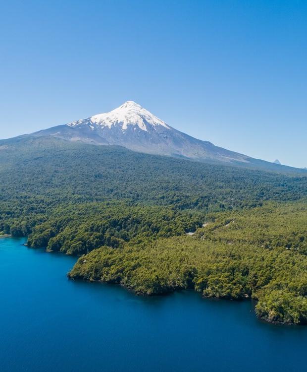 Vista panorâmica Sonesta Hotel Osorno Osorno
