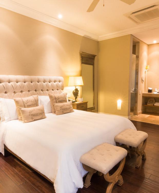 Quarto Bastión Premium no Bastión Luxury Hotel Bastión Luxury Hotel Cartagena das Índias