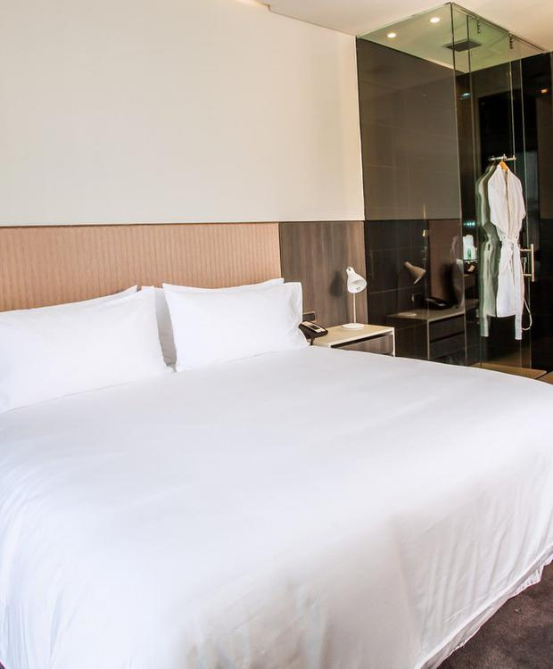 Quarto Standard Bioxury Hotel Bogota
