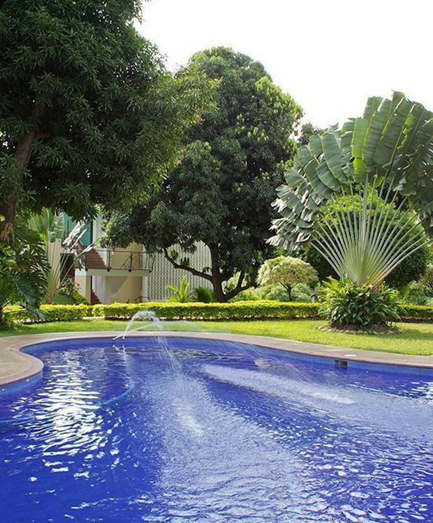 Piscina GHL Relax Hotel Club El Puente Girardot