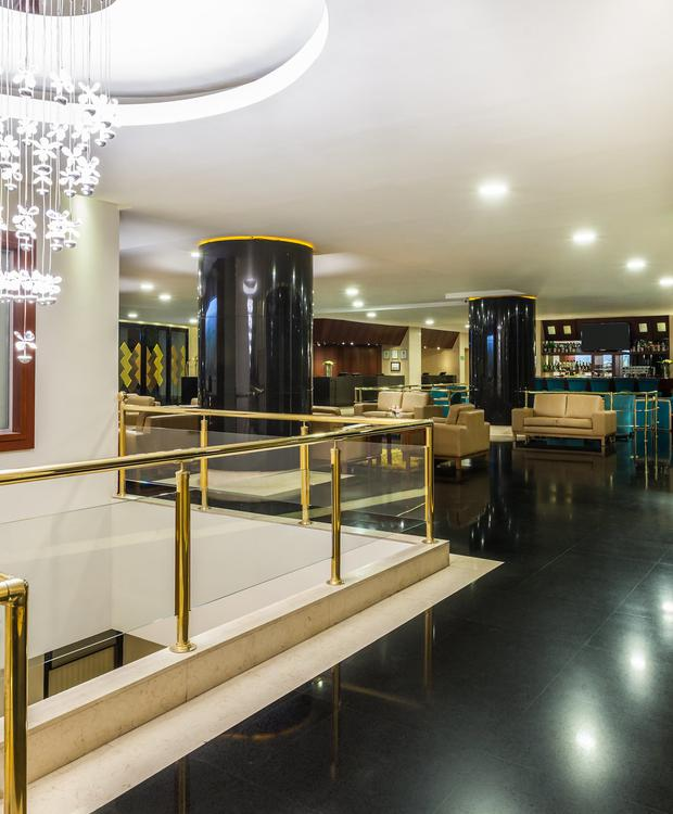 Lobby GHL Hotel Capital GHL Hotel Capital Bogota