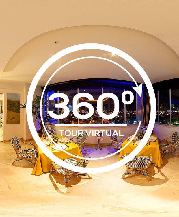 Tour 360 GHL Hotel Grand Villavicencio Villavicêncio
