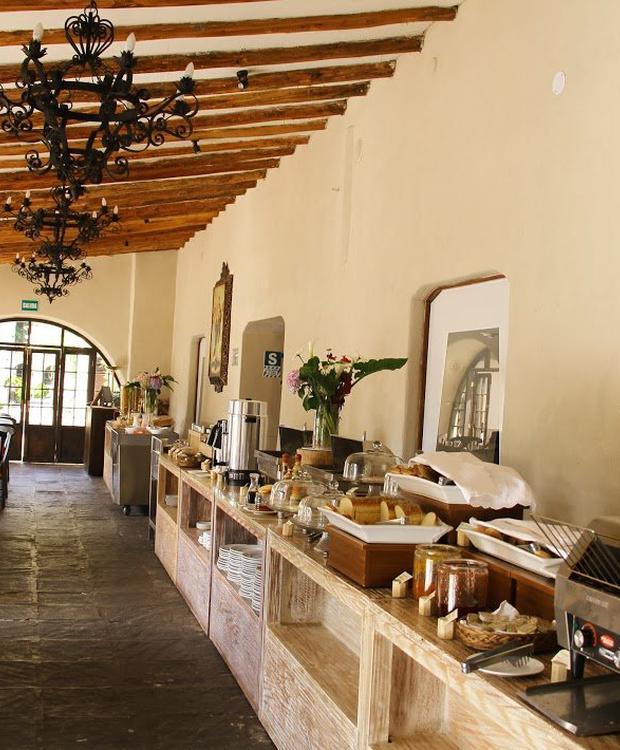 comedor Sonesta Hotel Posadas del Inca Yucay Yucay, Peru