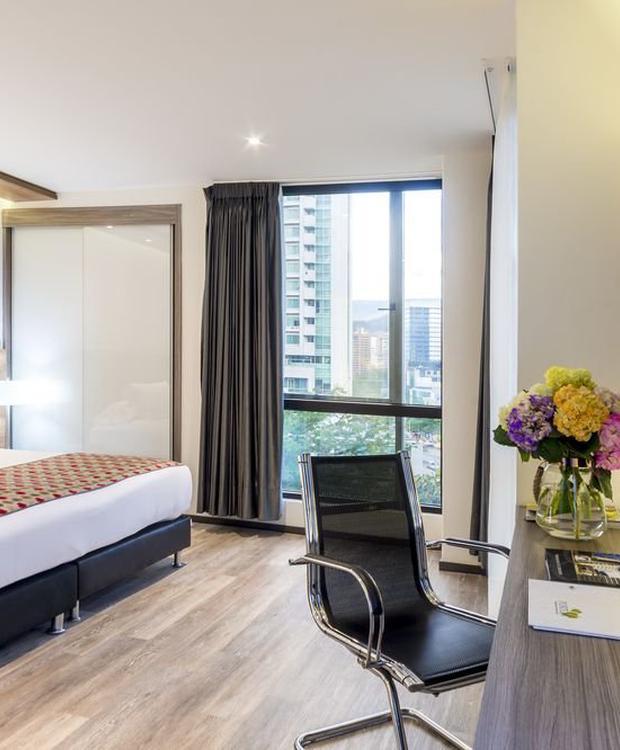 Quarto luxury GHL Hotel Portón Medellín Medellín