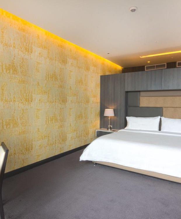 Habitación Master King Bioxury Hotel Bogota