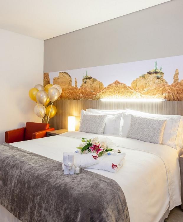 Quarto GHL Style Hotel Neiva Neiva