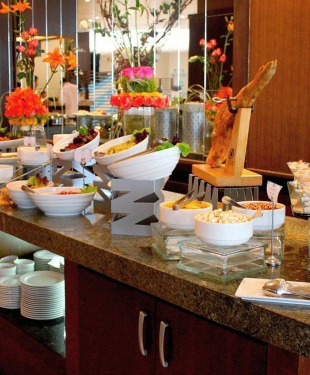 Buffet Sonesta Hotel Guayaquil Guaiaquil