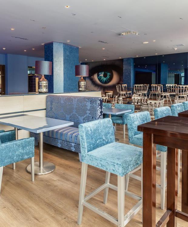 Restaurante Hotel Four Points By Sheraton Bogotá Bogota