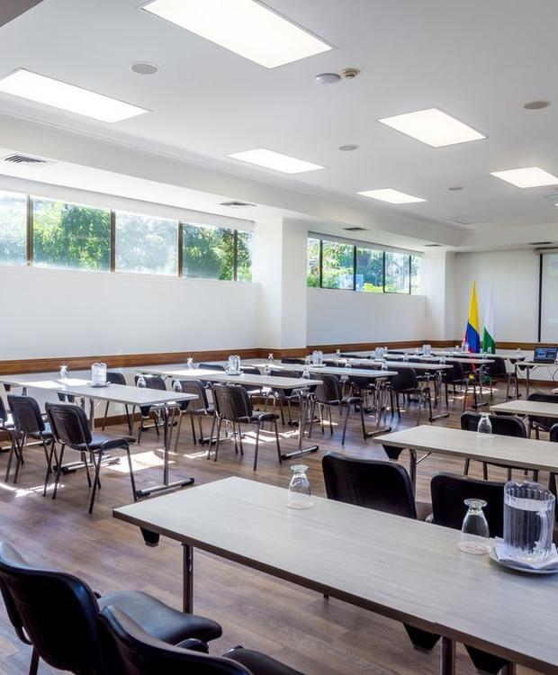 Sala de reuniões GHL Hotel Portón Medellín Medellín