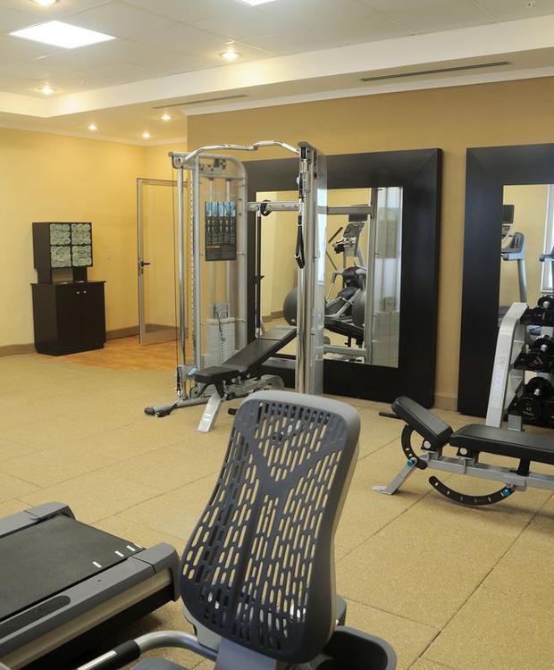 Academia Hotel Hilton Garden Inn Panamá Cidade do Panamá
